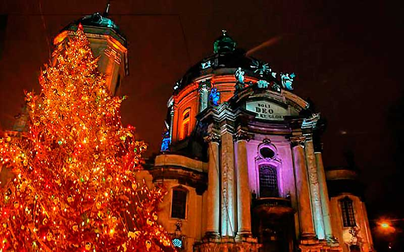New-Year-in-Lviv